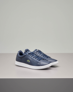 Sneakers blu in pelle Carnaby Evo