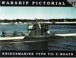 KRIEGSMARINE TYPE VII U-BOATS