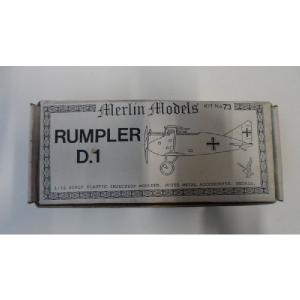 RUMPLER D.1 MERLIN