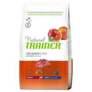 Trainer Natural Medium Adult - vari gusti - 12kg