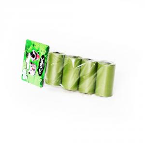 Sacchetti igienici biodegradabili 4 rotoli