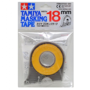 Masking Tape 18mm x 18m in Dispenser
