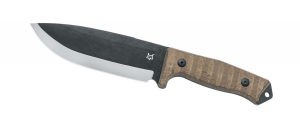 FOX KNIFE BUSHMAN FIXED BLADE  OD GREEN
