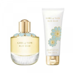Elie Saab Girl Of Now Eau De Parfum Spray 90ml Set 2 Parti 2019
