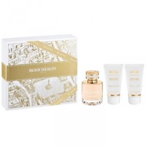 Boucheron Quatre Eau De Parfum Spray 100ml Set 3 Parti 2019