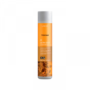 Lakmé Teknia Ultra Gold Shampoo 300ml
