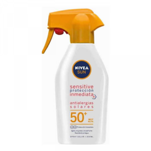 Nivea Sun Sensitive Spf50+ Spray 300ml