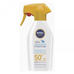 Nivea Sun Kids Sensitive Spf50+ Spray 300ml