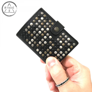 Kjøre Project - Limited Studs iClutch + Coins - Black