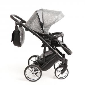 Tako Baby - Corona - Argento glitterato.