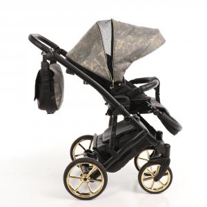 Tako Baby - Corona - Oro glitterato.
