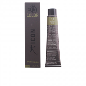 Icon Ecotech Color Natural Hair Color 7.2 Medium Beige Blonde 60ml