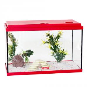 Acquario Nanolife Kidz 40 rosso 18 litri Zolux