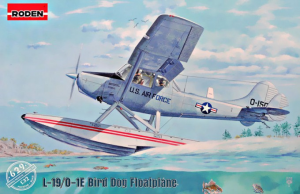 L-19/O-1E Bird Dog Floatplane