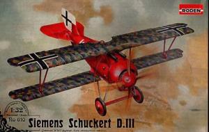 SIEMENS-SCHUCKERT D.III
