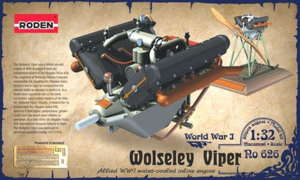 WOLSELEY VIPER ENGINE