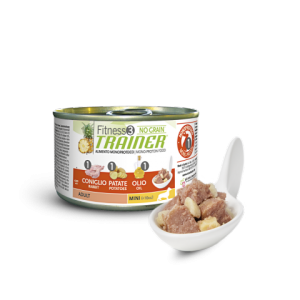 Trainer Fitness 3 No Grain Adult Mini Umido 150gr