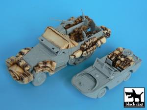 M3 HALF TRACK + AMPHIBIAN VEHICLE (ACAD)