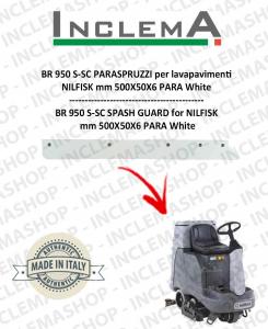 BR 950S-SC PARASPRUZZI per lavapavimenti NILFISK