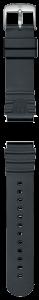 Cinturino in gomma PU - 22mm
