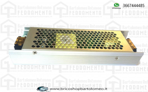 SLIM Alimentatore 150W 24V 6.5A IP20