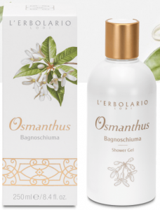 Bagnoschiuma Osmanthus 250ml L'Erbolario