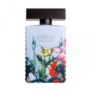 Replay Signature Secret For Her Eau De Toilette Spray 100ml