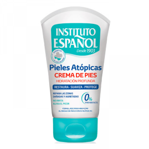 Instituto Español Atopic Skin Foot Cream 100ml