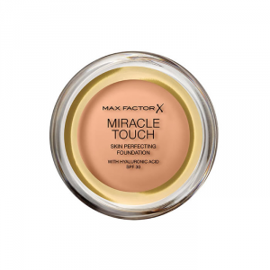 Max Factor Miracle Touch Skin Perfecting Foundation Spf30 060 Sand