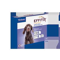 Antiparassitario Effitix Cani 10-20 kg
