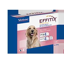 Antiparassitario Effitix Cani 20-40 kg