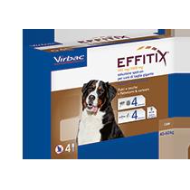 Antiparassitario Effitix Cani 40-60 kg
