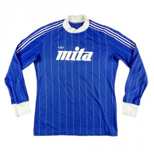 1985-86 Como Maglia Home #3 M