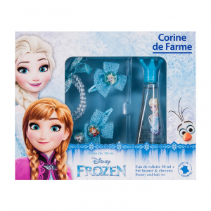 Disney Corine De Farme Frozen Eau De Toilette Spray 30ml Set 5 Parti 2018