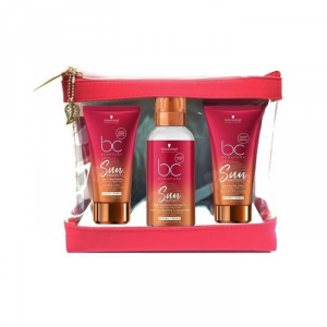 Schwarzkopf Bc Sun Protect Hair & Body Bath 100ml Set 3 Parti 2019