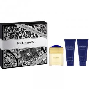 Boucheron Homme Eau De Parfum Spray 100ml Set 3 Parti 2019