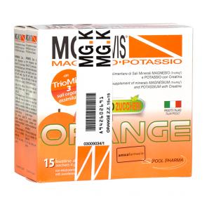 Mgk Vis Arancia S/Z 15 buste+15 Omaggio