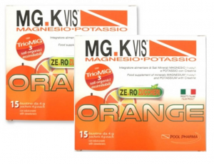 Mgk Vis Arancia 15 buste+15 Omaggio