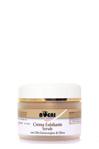 Exfoliating Scrub Cream with Extra Virgin Olive Oil 50 ml