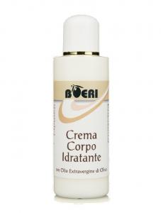 Crema corpo idratante con Olio EVO 200 ml