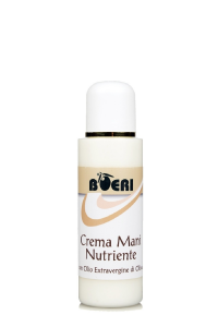 Crema mani nutriente con Olio EVO 125 ml