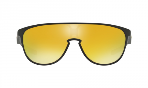Oakley - Occhiale da Sole Uomo, Trillbe™, Matte Black/24k Iridium  OO9318 931806  C134