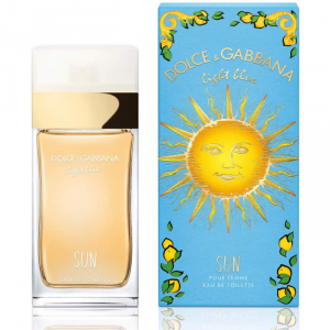 Light Blue Sun Pour Femme Summer 2019 Eau De Toilette Spray 50ml