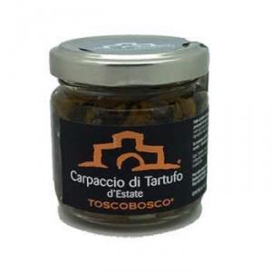 CARPACCIO DI TARTUFO D'ESTATE - 90gr