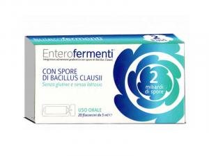 Enterofermenti 2 mld 20 flaconcini