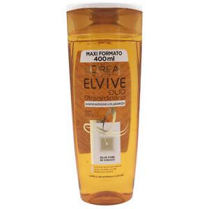 ELVIVE Shampoo Olio Straordinario extra-fine di cocco 400 ml