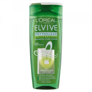 ELVIVE Shampoo Phytoclear pure fresh 400 ml