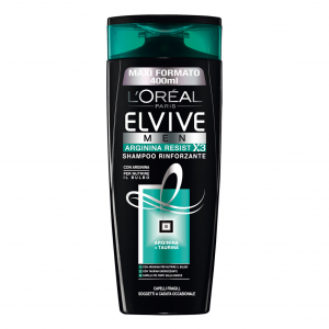 ELVIVE Shampoo Men Arginina Resist X3 400 ml