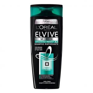 ELVIVE Shampoo Men Arginina Resist X3 400 ml