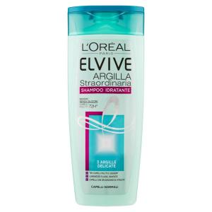 ELVIVE Shampoo Argilla Straordinaria idratante 400 ml